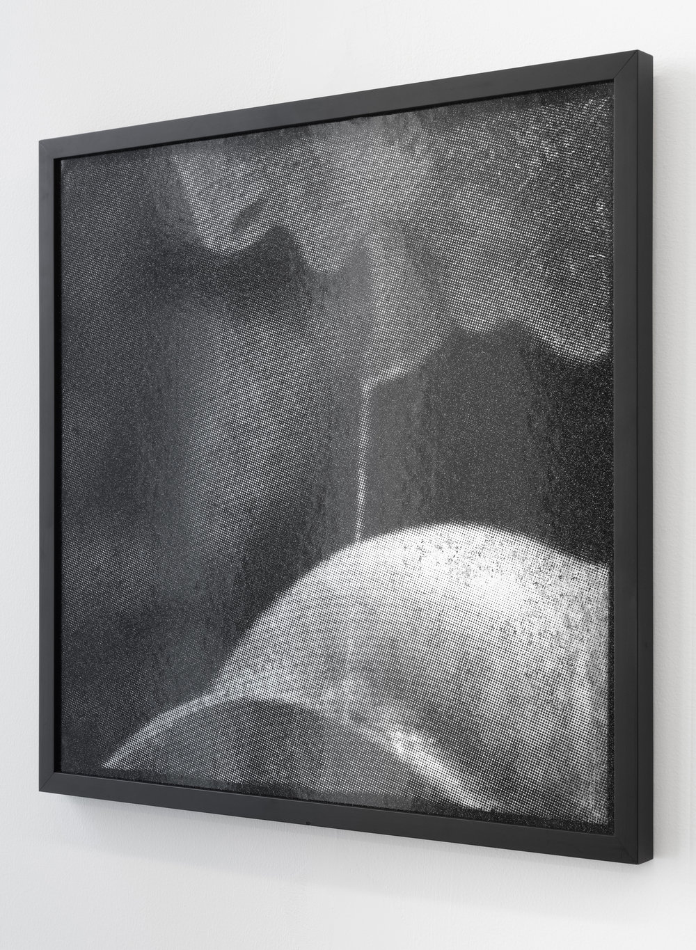 """Surface Tension  , 2015, created for the """"After the Moment: Reflections on Robert Mapplethorpe"""" exhibition at the Contemporary Art Center, Cincinnati. OH"""