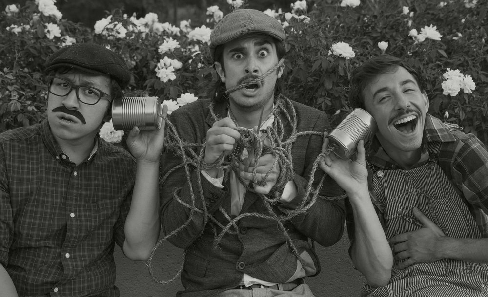The Tin Can Brothers: Corey Lubowich, Joey Richter, & Brian Rosenthal