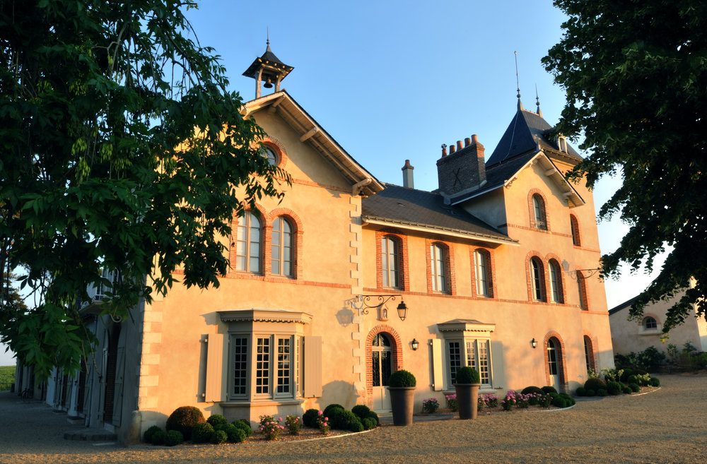 Château Soucherie: in the heart of the Loire Valley