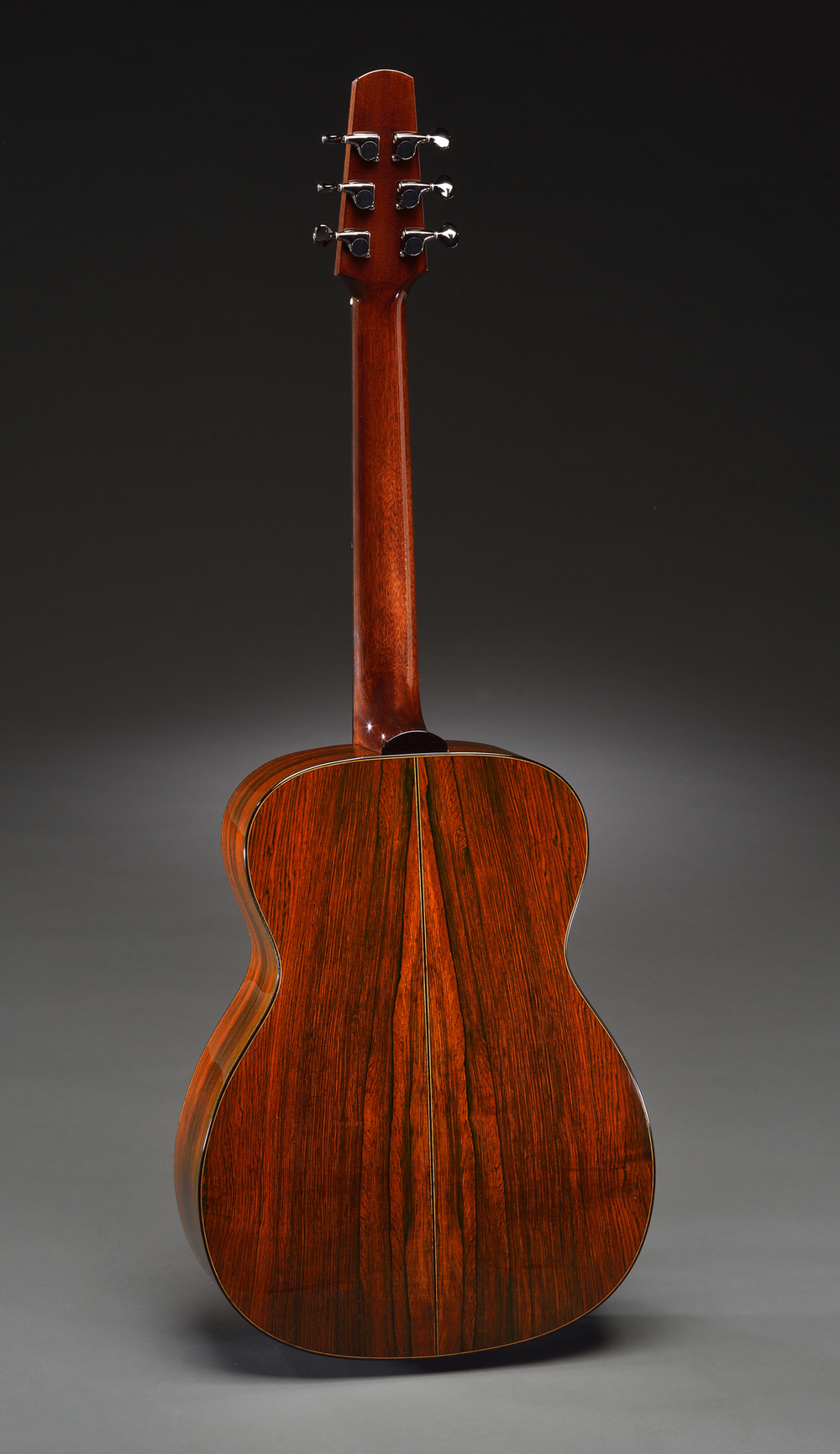 Traugott Model 00 Brazilian guitar