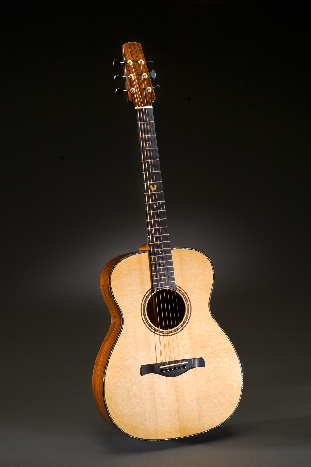 Traugott Model 00 Brazilian John Mayer guitar
