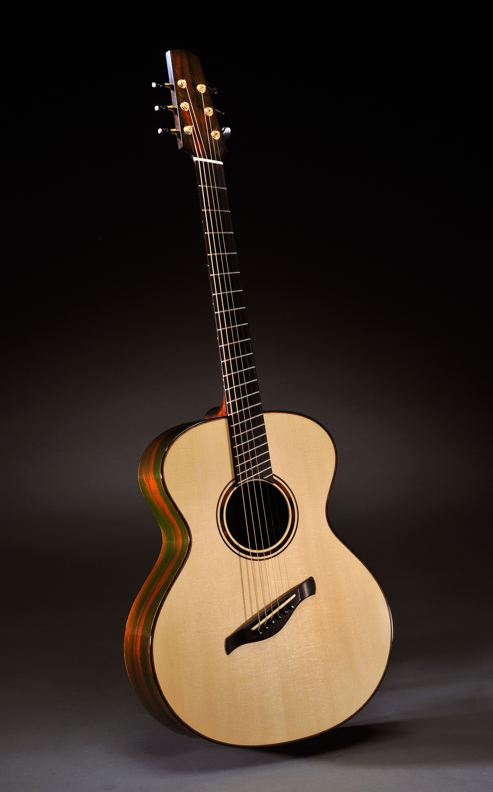 Traugott Model R Brazilian Fan Fret