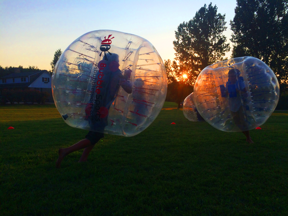 BubbleBall DC Review