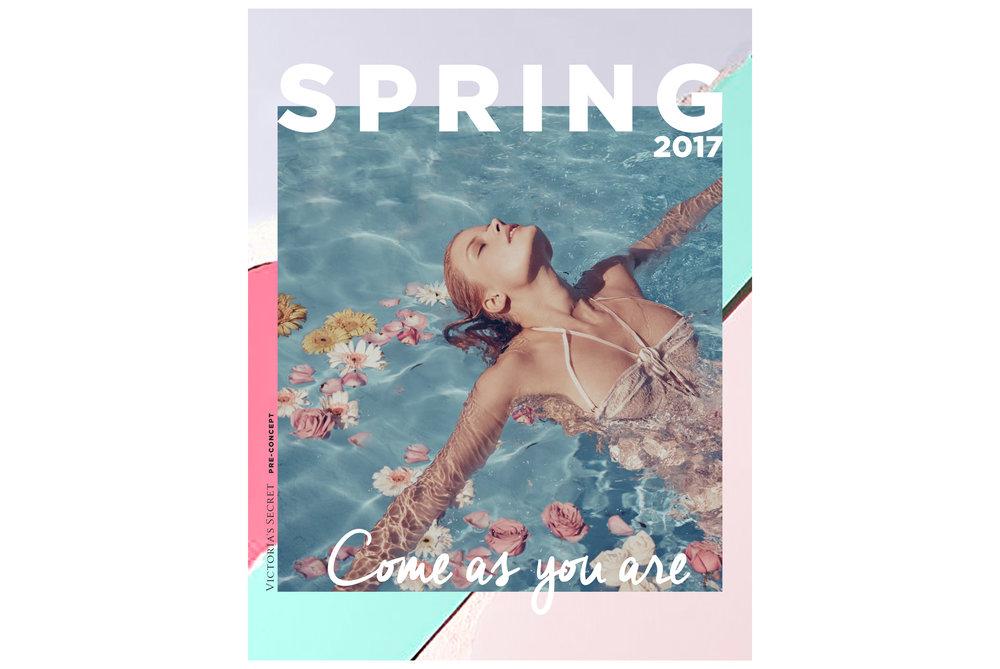 Seasonal Concept Book: Spring 2017