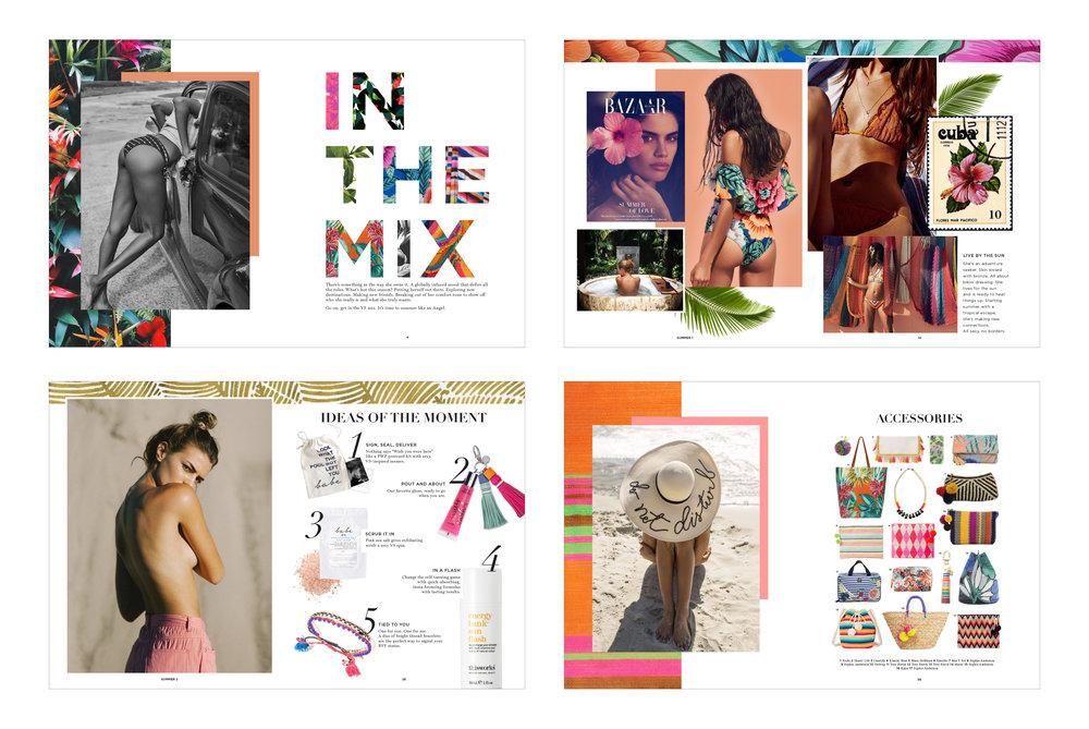 Seasonal Concept Book: Summer 17