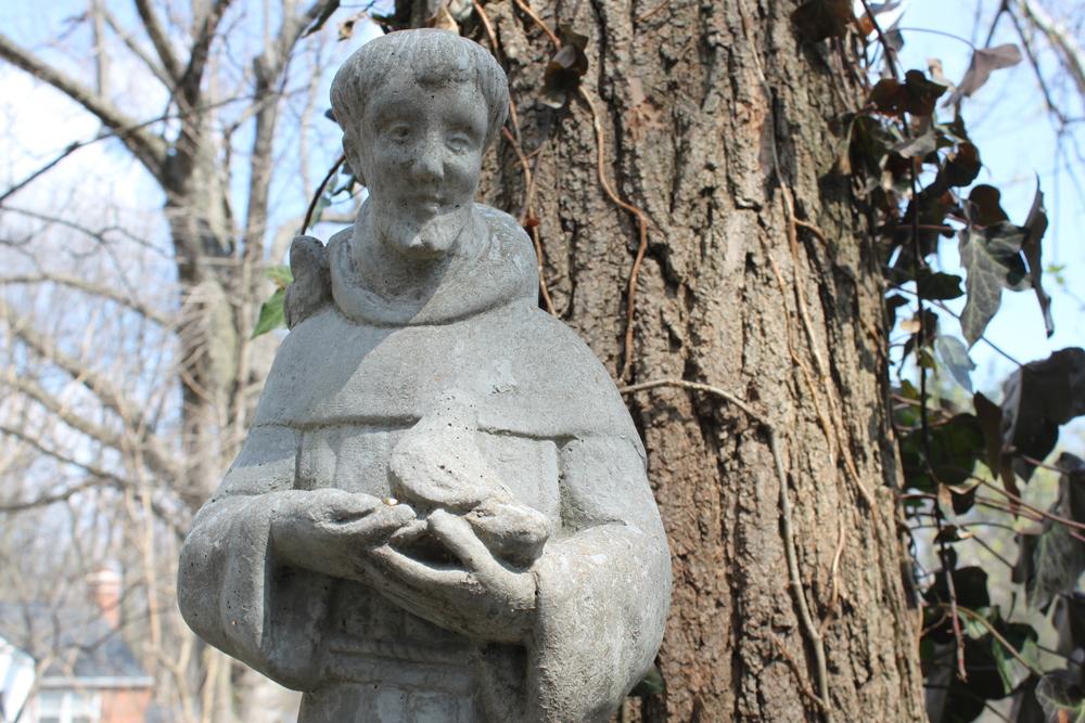 Francis statue.JPG