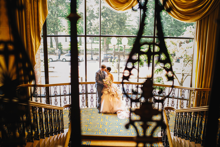 Hannah & Tj Beautiful Wedding at the Four Seasons Boston - Photography (23)