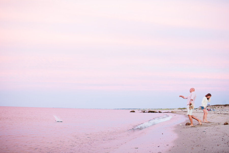 Courtney & Ben's Beach Engagement session in sandwich , MA Cape Cod photographer (7)