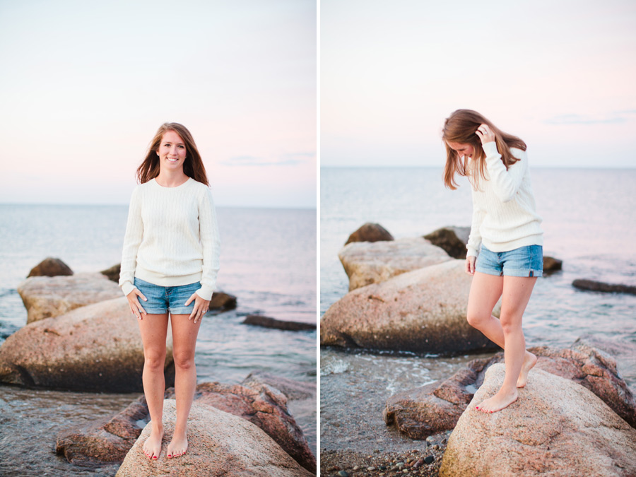 Courtney & Ben's Beach Engagement session in sandwich , MA Cape Cod photographer (4)