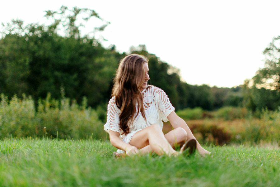 Mia Lifestyle portrait session in pretty field somewhere in Brockton, MA (6)