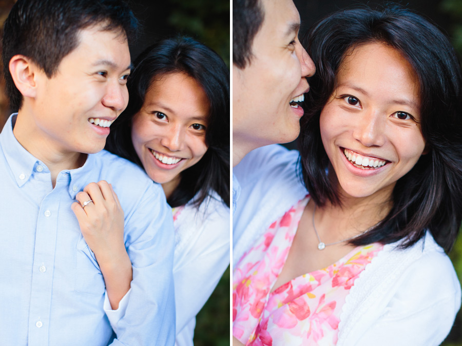 Ting & Dan's Boston Beacon Hill and Esplanade Engagement Photography (3)