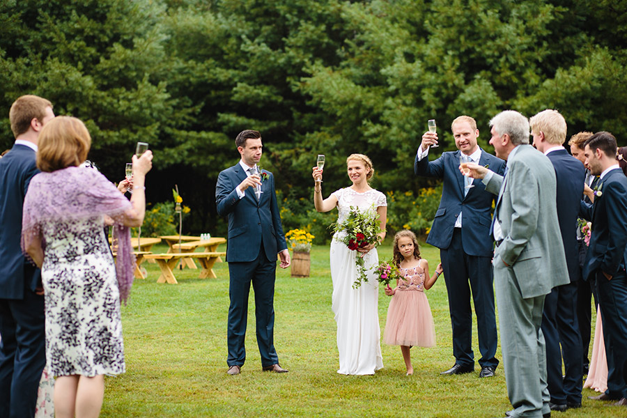 Eden & Duncan's amazing wedding at rustic bishop farms in lisbon nh, new england rustic wedding photography (27)