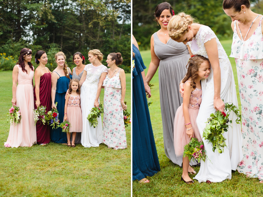 Eden & Duncan's amazing wedding at rustic bishop farms in lisbon nh, new england rustic wedding photography (28)