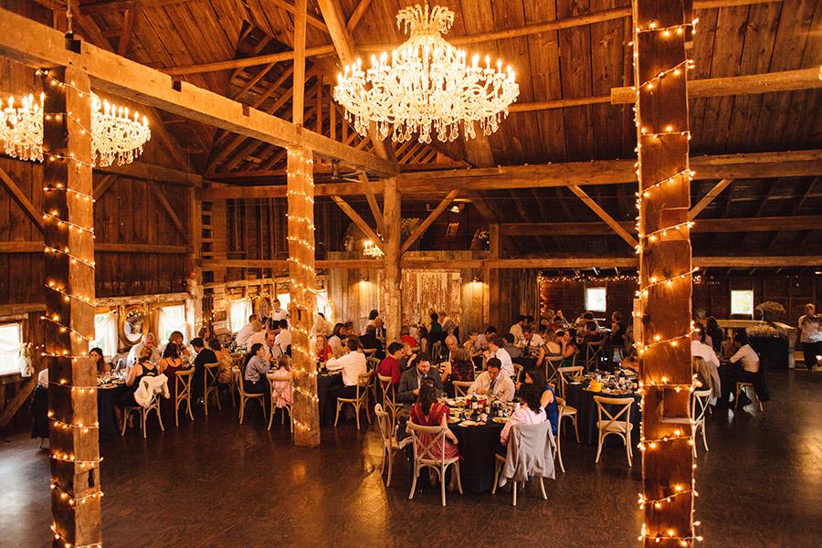 Eden & Duncan's Rustic Wedding at Bishop Farm Lisbon, NH ...