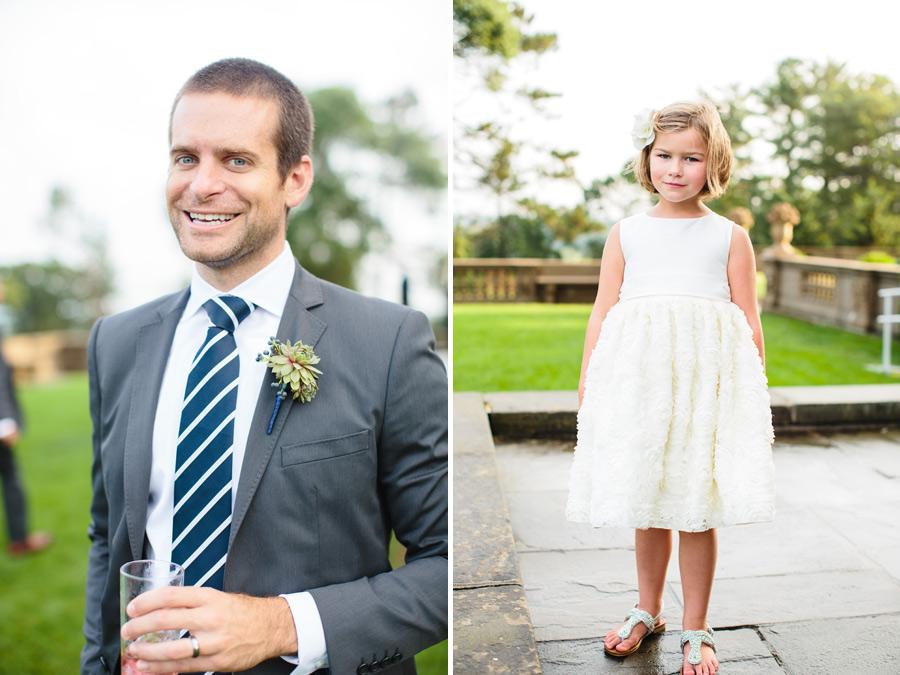 Genevieve & Brett's Gorgeous Wedding at the Crane Estate in Ipswich, MA (26)