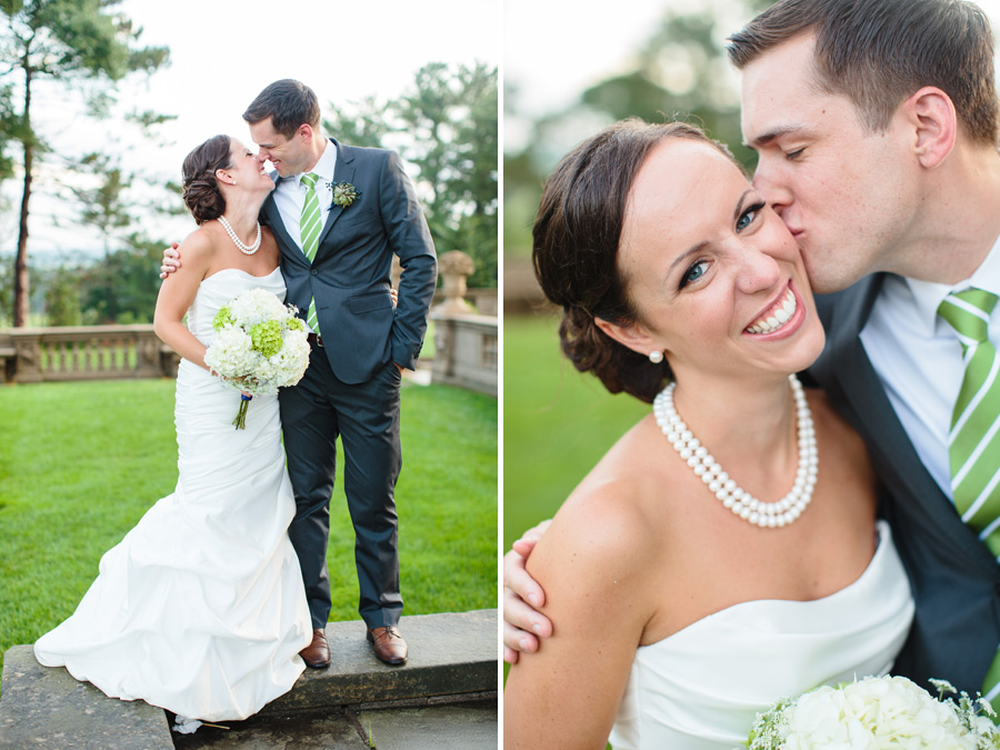 Genevieve & Brett's Gorgeous Wedding at the Crane Estate in Ipswich, MA (25)