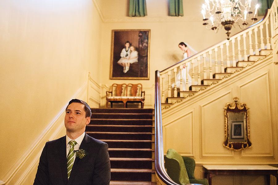 Genevieve & Brett's Gorgeous Wedding at the Crane Estate in Ipswich, MA (37)
