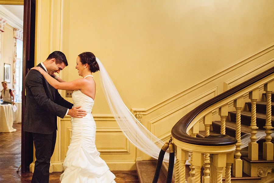Genevieve & Brett's Gorgeous Wedding at the Crane Estate in Ipswich, MA (35)