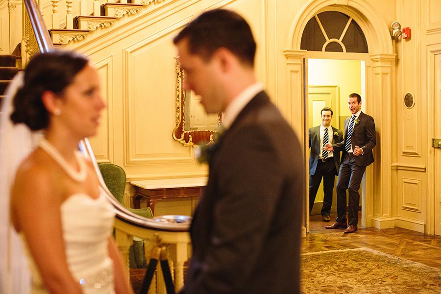 Genevieve & Brett's Gorgeous Wedding at the Crane Estate in Ipswich, MA (34)