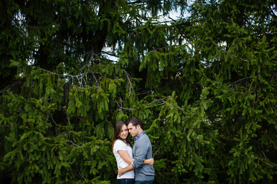 Sarah & Shawn Honey Pot Hill Orchards Engagement Session Photography (3)