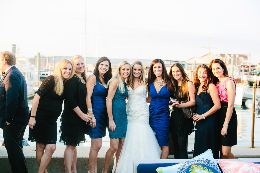Amy & Jay Wedding at the Newport Yachting Center in newport, RI (37)
