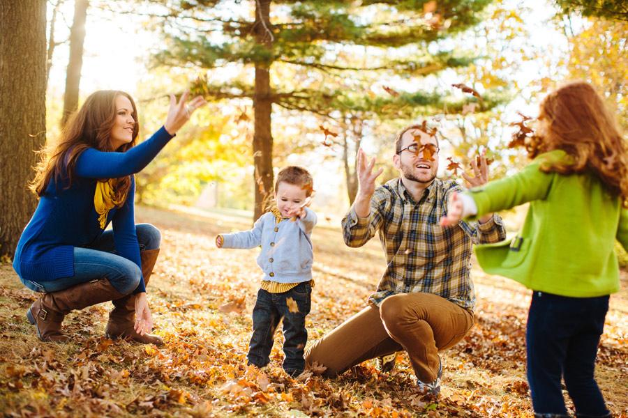 Heather & Joel Lifestyle Boston Family Photography Boston