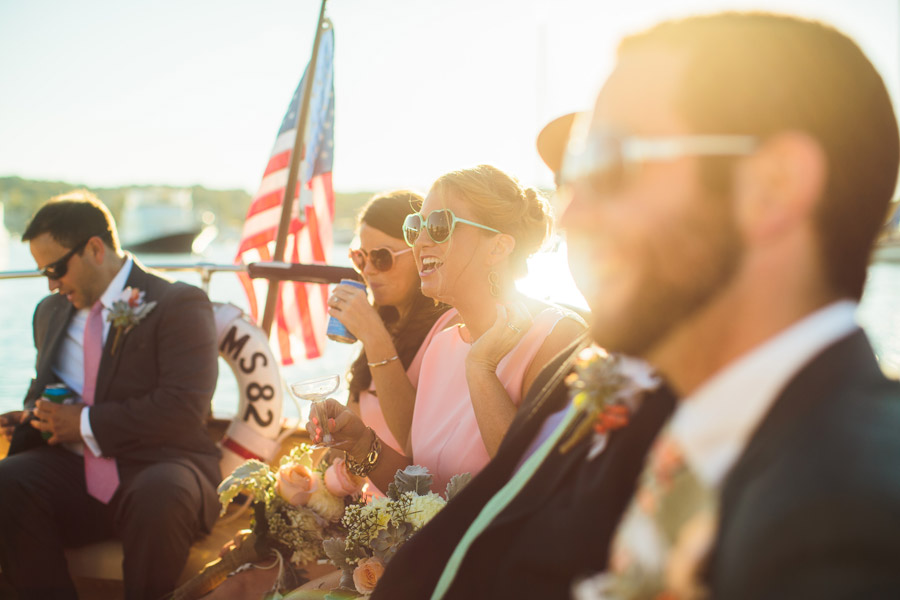 Rachael & Brian's amazing modern and stylish Scituate Harbor Yacht Club Wedding Photography in Scituate, MA (60)