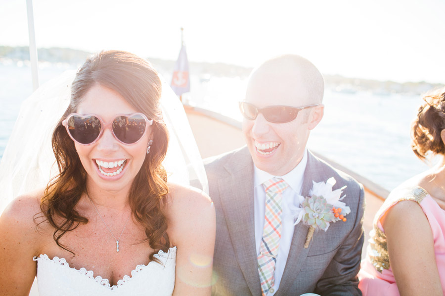 Rachael & Brian's amazing modern and stylish Scituate Harbor Yacht Club Wedding Photography in Scituate, MA (58)