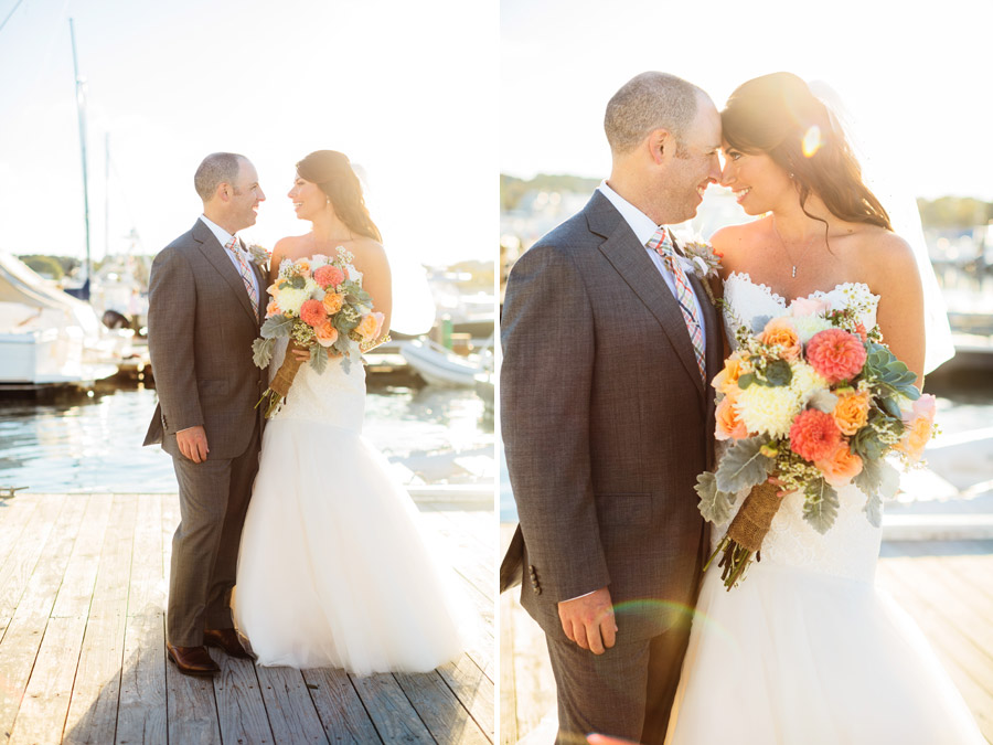 Rachael & Brian's amazing modern and stylish Scituate Harbor Yacht Club Wedding Photography in Scituate, MA (53)