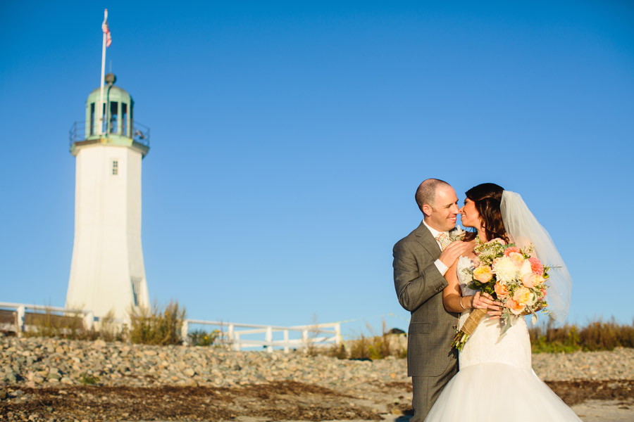 Rachael & Brian's amazing modern and stylish Scituate Harbor Yacht Club Wedding Photography in Scituate, MA (47)