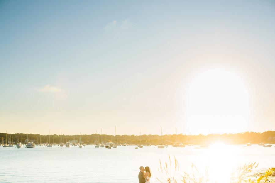 Rachael & Brian's amazing modern and stylish Scituate Harbor Yacht Club Wedding Photography in Scituate, MA (43)