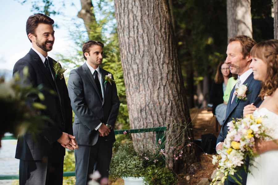 Ripley & Tim's lovely lake house wedding in new hampshire on newfound lake - wedding photography (24)