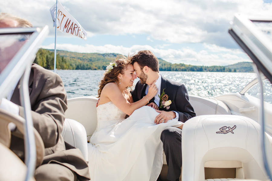 Ripley & Tim's lovely lake house wedding in new hampshire on newfound lake - wedding photography (34)