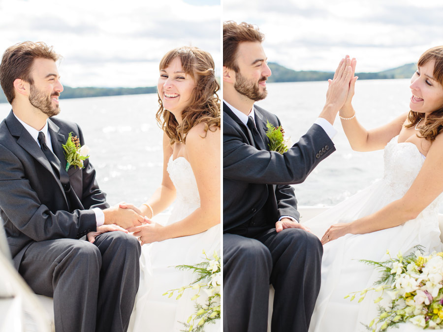 Ripley & Tim's lovely lake house wedding in new hampshire on newfound lake - wedding photography (35)