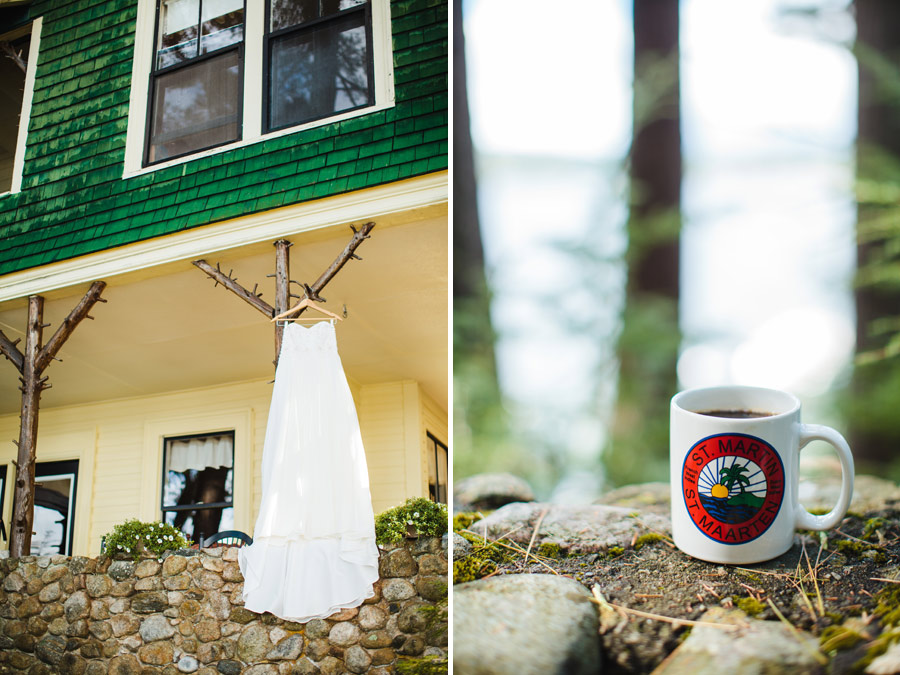 Ripley & Tim's lovely lake house wedding in new hampshire on newfound lake - wedding photography (4)