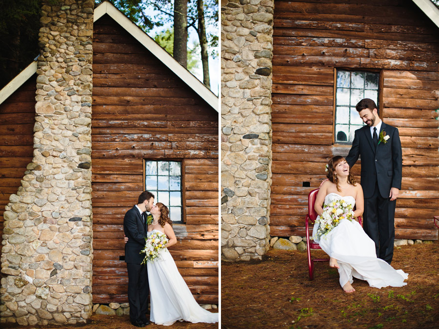 Ripley & Tim's lovely lake house wedding in new hampshire on newfound lake - wedding photography (44)