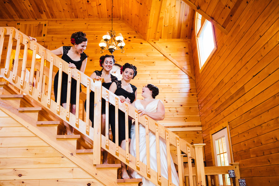 Maine wedding photographers - Rustic barn wedding at the stone mountain arts center (16)
