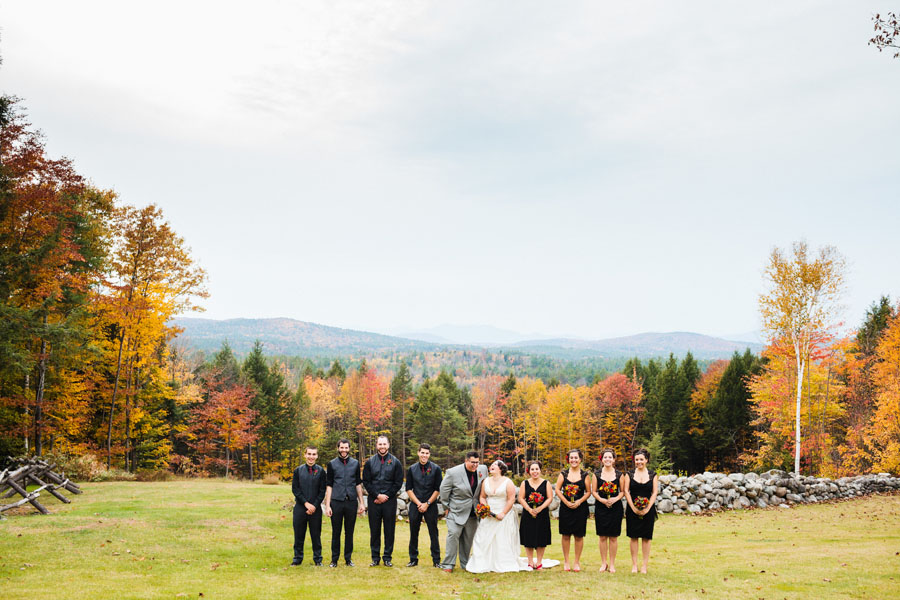 Maine wedding photographers - Rustic barn wedding at the stone mountain arts center (30)