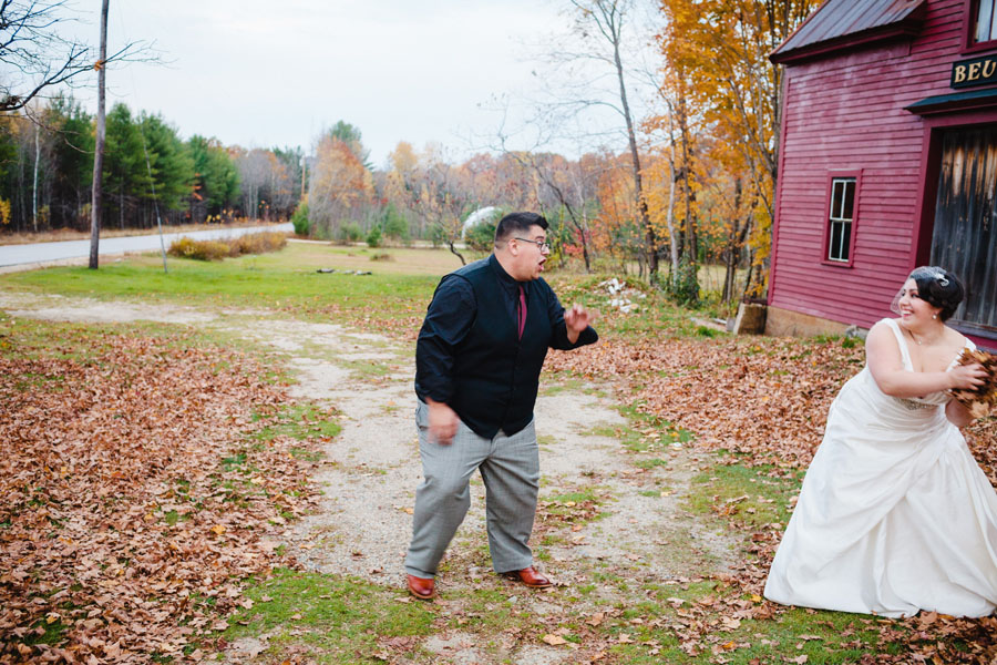 Maine wedding photographers - Rustic barn wedding at the stone mountain arts center (38)