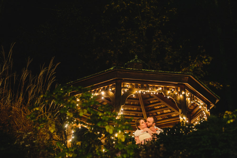 New hampshire wedding photographers - granite rose wedding at night - creative light couple