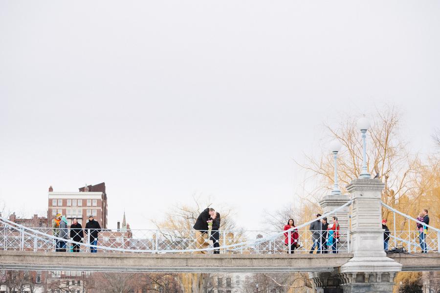 Boston public gardens proposal she said yes (12)