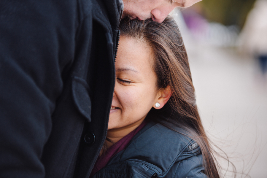 Boston public gardens proposal she said yes (16)