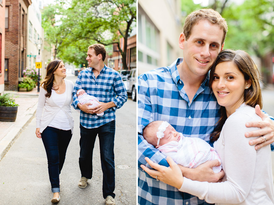 lifestyle boston newborn and family photographer