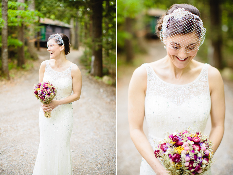 Beautiful Lake winnipesaukee wedding  at Camp Brookwoods, gorgeous bride - wedding photographer