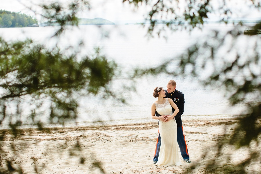 Beautiful Lake winnipesaukee wedding  at the  wolfeboro inn photographer Mikhail glabets
