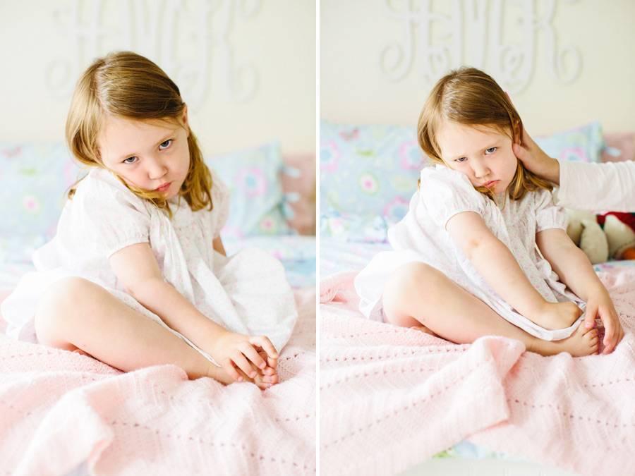 cute girl portrait boston lifestyle newborn photographer