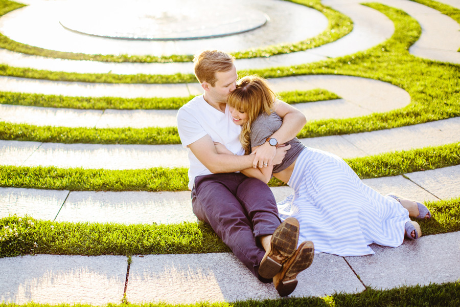 cute couple in downtown boston fun lifestyle photography