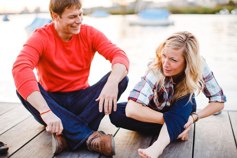 Boston top engagement photographers beacon hill couple having fun lifestyle portraits mikhail glabets (24)
