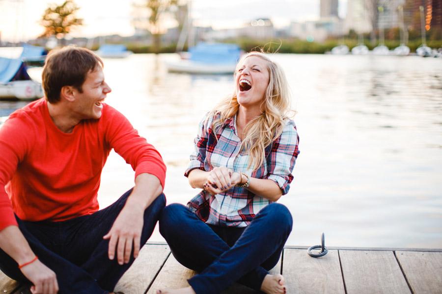 Boston top engagement photographers beacon hill couple having fun lifestyle portraits mikhail glabets (25)