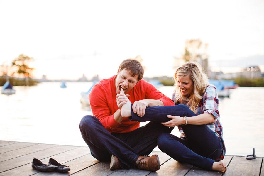 Boston top engagement photographers beacon hill couple having fun lifestyle portraits mikhail glabets (26)